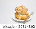 シュークリーム 洋菓子 生菓子の写真 20814392