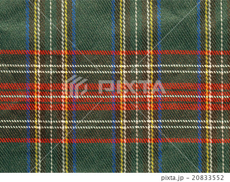 Tartan backgroundの写真素材 [20833552] - PIXTA