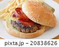 おいしいチーズバーガー 20838626