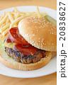 おいしいチーズバーガー 20838627