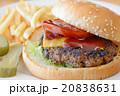 おいしいチーズバーガー 20838631