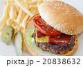 おいしいチーズバーガー 20838632