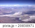 アンデス 塩湖 高地の写真 20838971