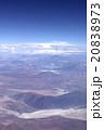 アンデス 塩湖 高地の写真 20838973