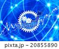歯車と日本地図の株式市場 20855890