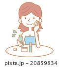 化粧水【シンプルキャラ・シリーズ】 20859834