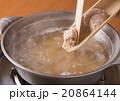 鍋 つみれ 和食の写真 20864144
