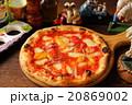 ピザ ディアボラ 20869002