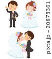 結婚式_洋装 20873361