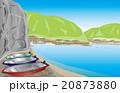 海辺の風景 20873880