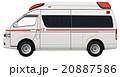 救急車 20887586