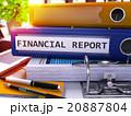 金融 財政 財務のイラスト 20887804