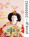 美しい雛人形 20899992