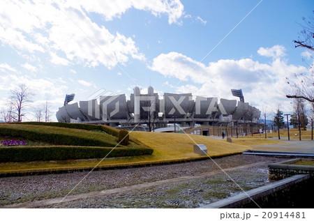 長野オリンピックスタジアム 20914481