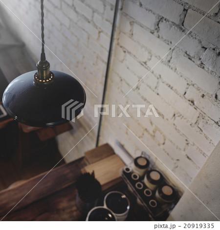 Interior Design Coffee Shop Wooden Style Conceptの写真素材 [20919335] - PIXTA