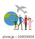 家族で海外旅行 20939938