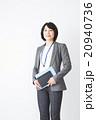 女性 40代 ビジネスウーマンの写真 20940736