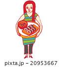 韓国のランチ 20953667