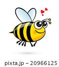 Cartoon Bee 20966125