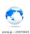 地球 地球儀 世界地図 20970603