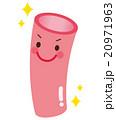 血管 血管年齢 キャラクターのイラスト 20971963