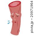 血管 血管年齢 キャラクターのイラスト 20971964