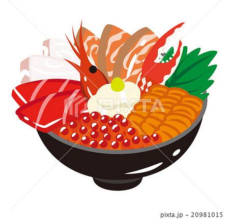 海鮮丼 20981015