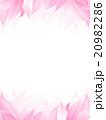 葉のフレーム 20982286