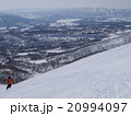北海道 ニセコ スキー場 20994097