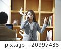 ビジネスウーマン オフィス 働くの写真 20997435