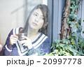 人物 ポートレート 女性の写真 20997778
