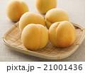 桃 フルーツ ピーチの写真 21001436