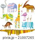 African Animals 21007265
