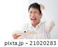 人物 男性 ゲームの写真 21020283