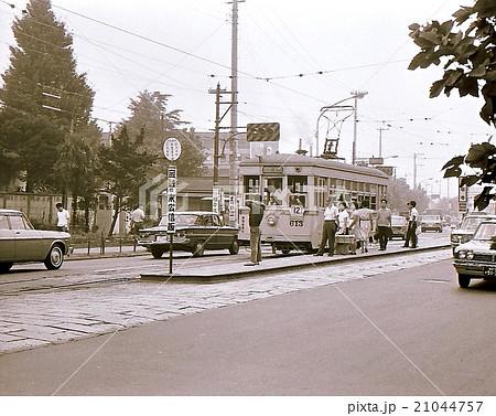 昭和43年横浜市電弘明寺線廃止の日  21044757