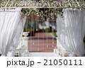 アーチ 挙式 ガーデンの写真 21050111