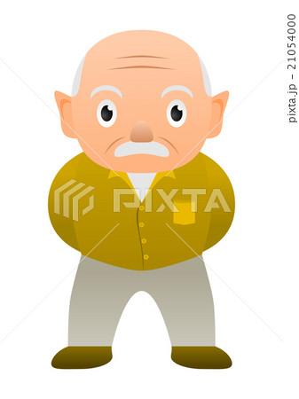 老人 高齢者 おじいさん 21054000