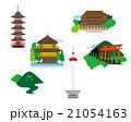 京都観光地 21054163