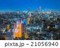 東京夜景・池袋方面 21056940