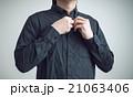 男性ポートレート 21063406