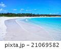 渡口の浜 海 真夏の写真 21069582