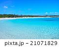 渡口の浜 海 伊良部島の写真 21071829