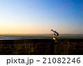 モンサンミッシェルの望遠鏡 21082246