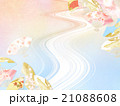 和の背景 21088608