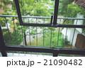 窓 雨の日 雨の写真 21090482