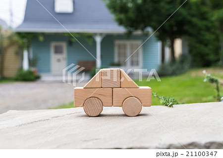 自動車の写真素材 [21100347] - PIXTA