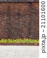 レンガ 壁 レンガ造りの写真 21101600