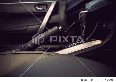 detail of new modern car interior 21114726 pixta. Black Bedroom Furniture Sets. Home Design Ideas