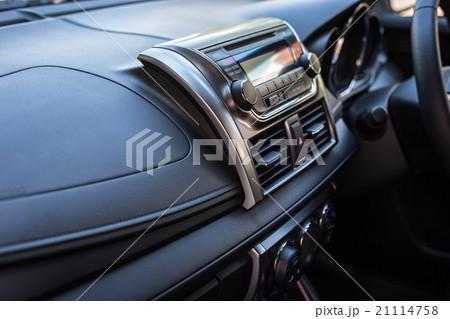 detail of new modern car interior 21114758 pixta. Black Bedroom Furniture Sets. Home Design Ideas
