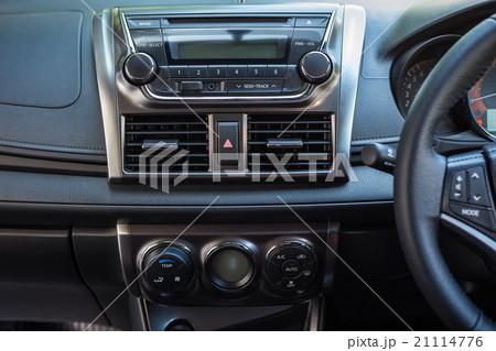 detail of new modern car interior 21114776 pixta. Black Bedroom Furniture Sets. Home Design Ideas
